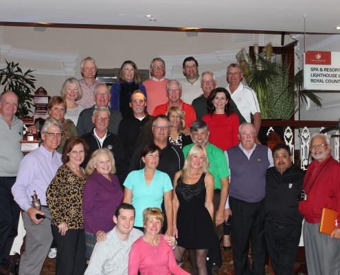 Farewell Dinner_Sullivan Golf Travel