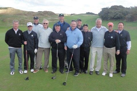 Happy Bunch of Golfers_Sullivan Golf Travel