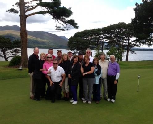 Shelly Group Photo_Sullivan Golf Travel