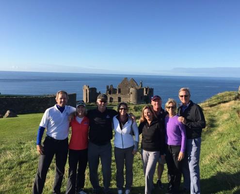 Happy Golfers_Ardglass Golf Course_Sullivan Golf Travel