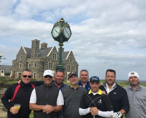 Happy Bunch at Trump Doonbeg_Ireland_Sullivan Golf Travel
