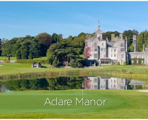 Adare Manor Golf Club_Ireland_Sullivan Golf Travel