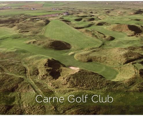 Carne Golf Links Golf Club_Ireland_Sullivan Golf Travel