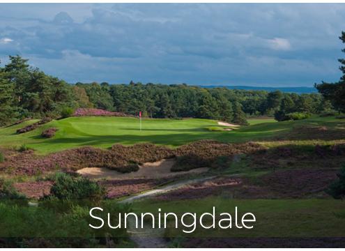 Sunningdale Golf Course_England_Sullivan Golf Travel