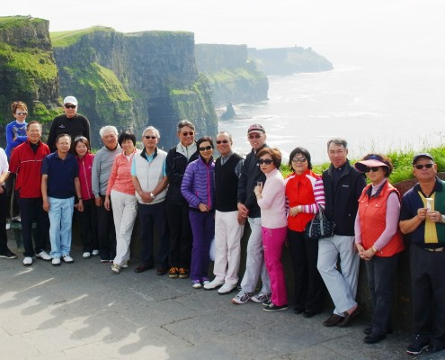 Cliffs of Moher_Sullivan Golf Travel