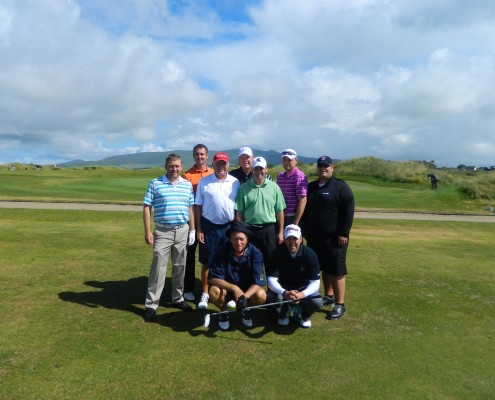 Doyle at Waterville Golf Course_Sullivan Golf Travel