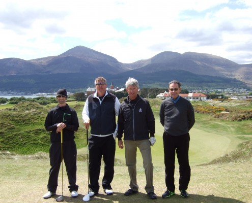 Friedrich at Royal Co. Down_Sullivan Golf Travel