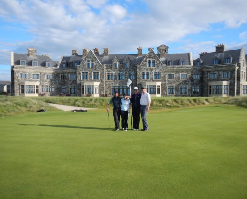 Loving Golf_Doonbeg Golf Course_Sullivan Golf Travel