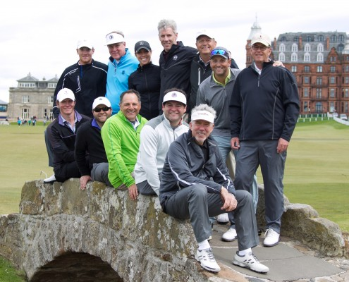 Golfing vacations at St Andrews Old Course_Scotland_Sullivan Golf Travel