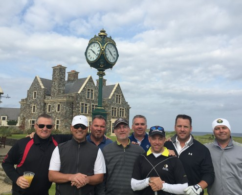 Happy Bunch at Trump Doonbeg_Ireland_Sullivan Golf Travel
