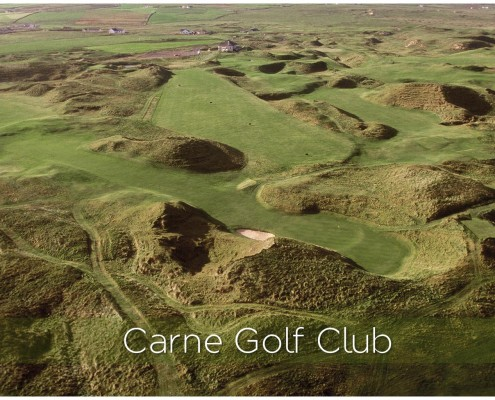 Carne Golf Links Golf Club_Ireland_Sullivan Golf Travel