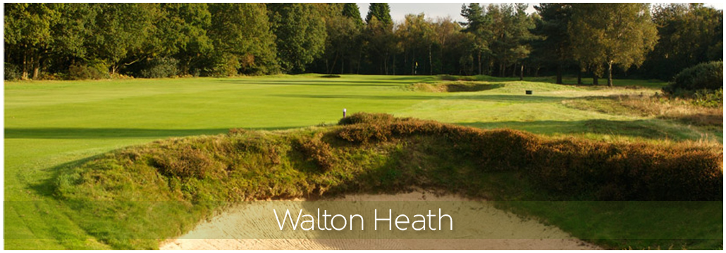 Walton Heath Golf Course_England_Sullivan Golf Travel