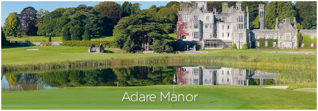 Adare Manor Golf Course_Ireland_Sullivan Golf Travel